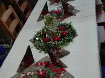 Vánoční posezení s uživateli Azylového domu pro muže