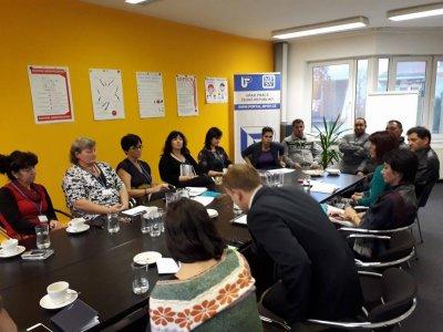 Tisková zpráva: Komunitní práce v Ústí nad Orlicí