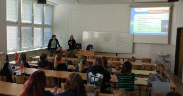 Přednáška o bezdomovectví na VDA Česká Třebová