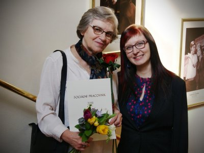 Medailonek paní Marie Čermákové
