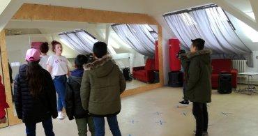 Tudy z nudy: 3. exkurze - Taneční workshop ve středisku volného času