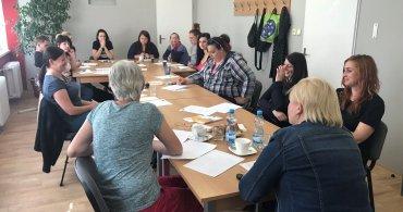 Poskytování potravinové a materiální pomoc z potravinové banky Oblastní charity Pardubice