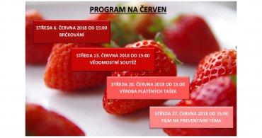 Program NZDM EMKO na měsíc červen