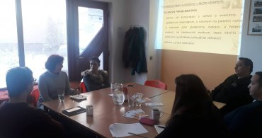 6. setkání platformy na téma: Občanská poradna