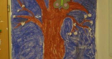 Jaro v Centru pro děti v Azylovém domě pro ženy a matky s dětmi ve Vysokém Mýtě