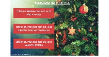 Měsíční program PROSINEC V EMKU