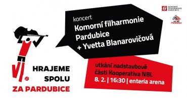 BK JIP Pardubice: Hrajeme spolu za Pardubice