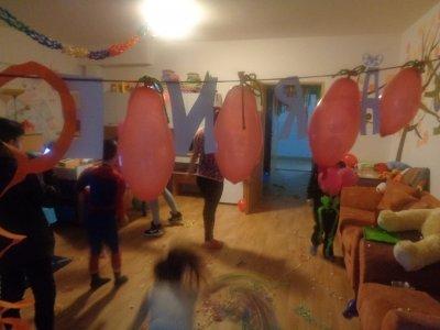 Karneval v Centru pro děti