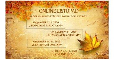 Online listopad v EMKU