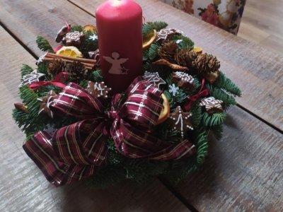 Vánoční online prosinec