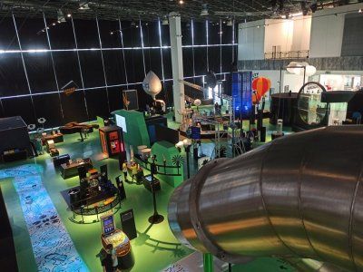 Výlet do vědeckého centra VIDA